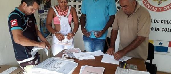 Elecciones para Congreso y consultas interpartidistas culminaron en Puerto Obaldía