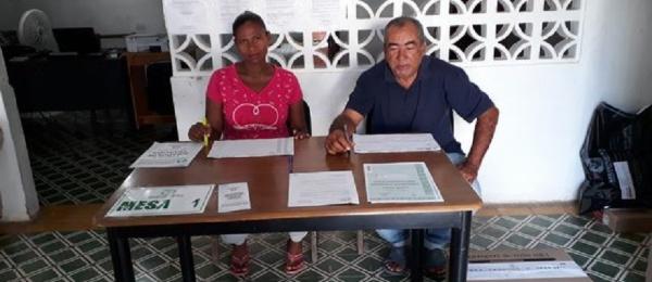 Las mesas de votación para la Consulta Popular Anticorrupción abrieron con normalidad en Puerto Obaldía, Panamá