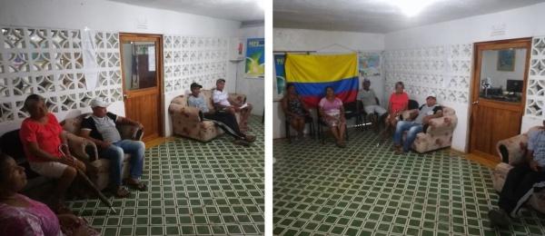 El Consulado de Colombia en Puerto Obaldía conmemoró con la comunidad de connacionales el Día Nacional de la Memoria y la Solidaridad con las Víctimas del Conflicto